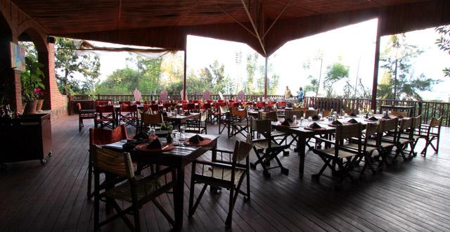Heaven Restaurant and Bar, Kigali