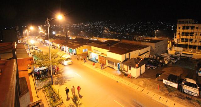 Living in Nyamirambo