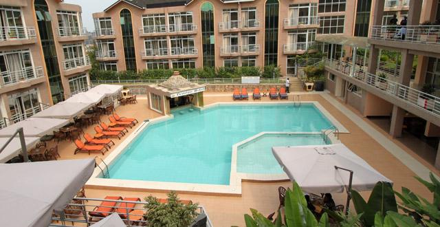 Swimming Pools in Kigali
