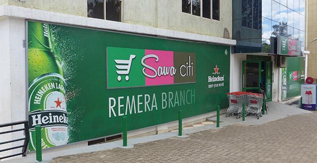 Sawa Citi, Grocery Stores, Kigali