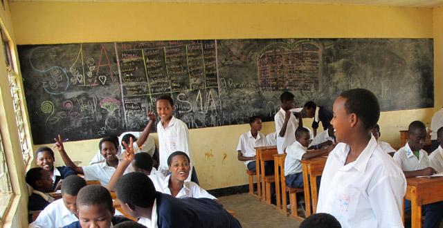 Public Schools in Rwanda