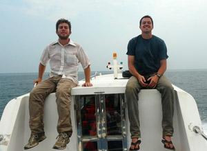 Boat Goma-to Bukavu