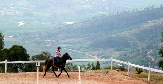 Horseback Riding in Kigali