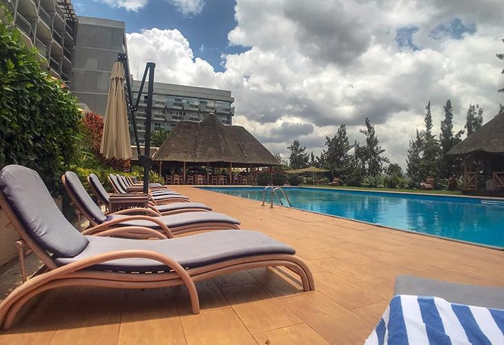 Hotel des Mille Collines, Kigali, Rwanda