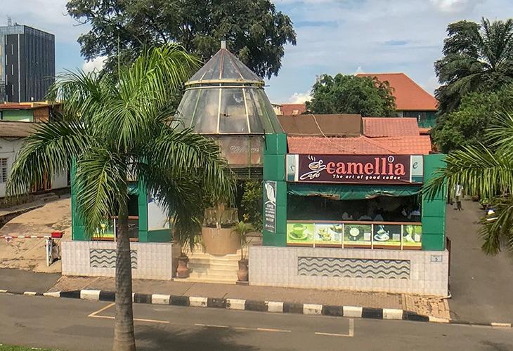 Camellia Tea House, Kigali