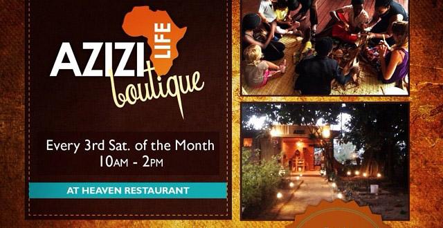 Azizi Life Craft Experience