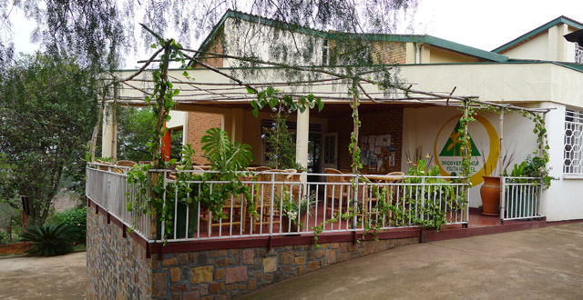 Discover Rwanda Hostel