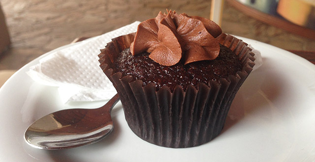 Cafe Neo Cupcake