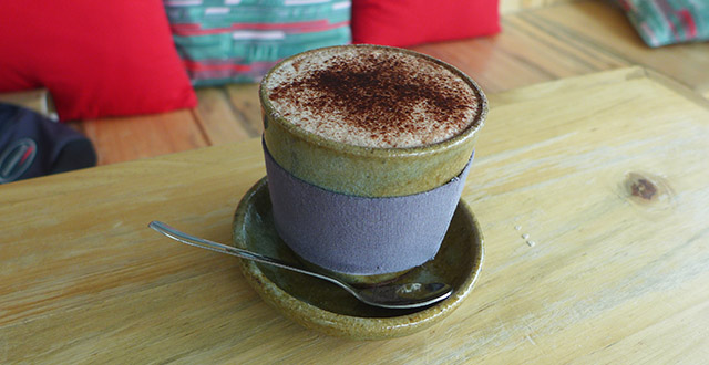 Hot Chocolate - Inzora Cafe