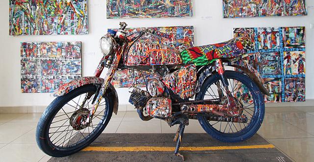 Rwandan Art