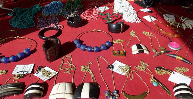 Rwandan Souvenirs, Jewellery