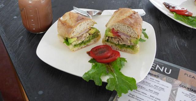 Calafia Cafe, Gisenyi