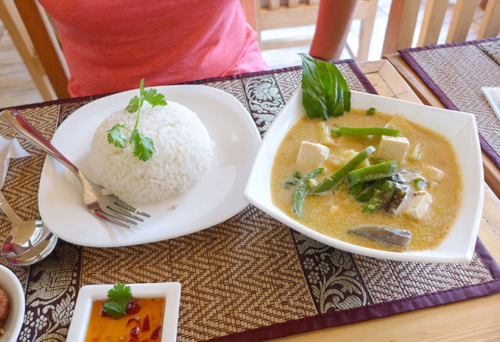 Green Curry, Asian Kitchen, Kigali