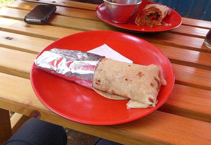 Chapati, Kigali