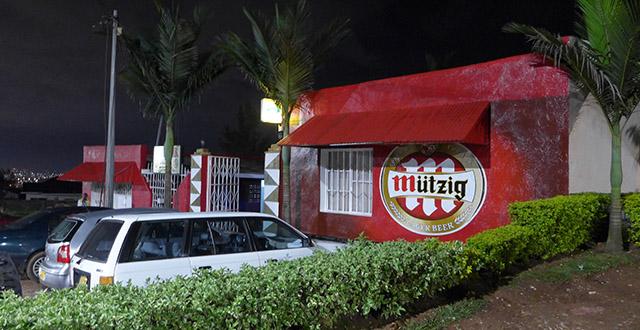 Piano Bar, Kigali