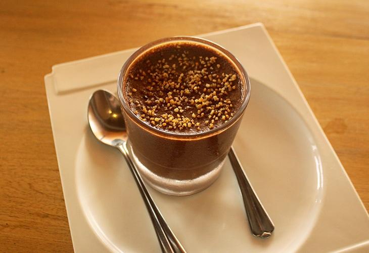 Chocolate Mousse, Poivre Noir, Kigali