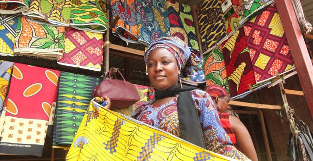 Rwandan Fabric