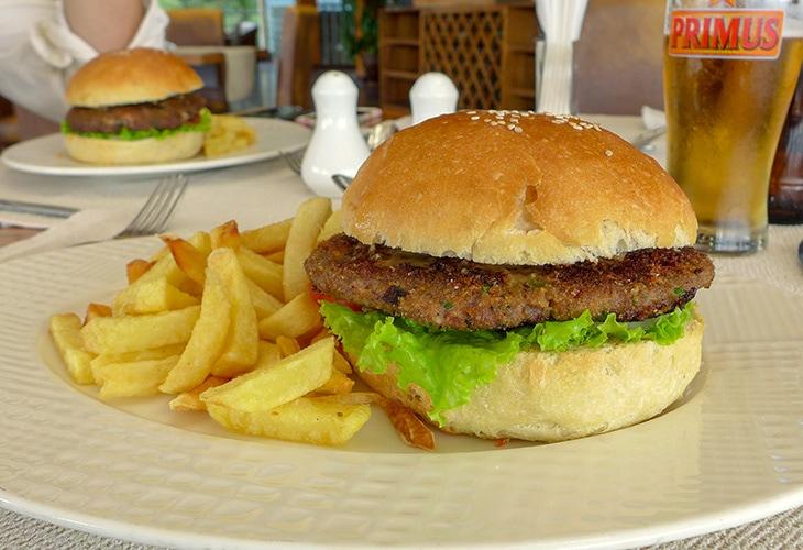 The Bistro, Urban, Best Burger in Kigali