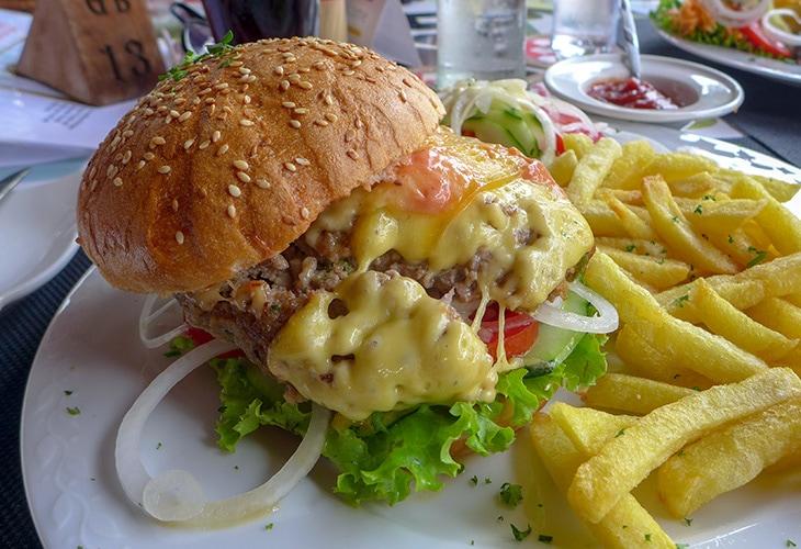 German Butchery, Best Burger in Kigali