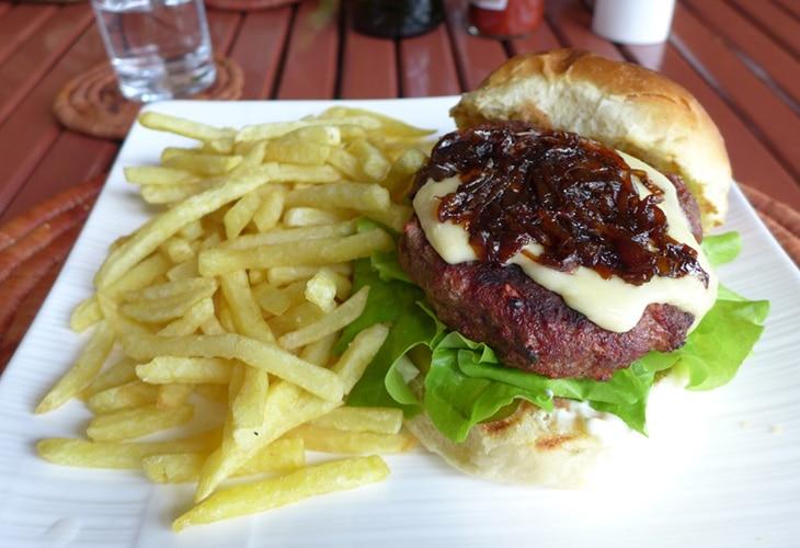 Heaven, Best Burger in Kigali