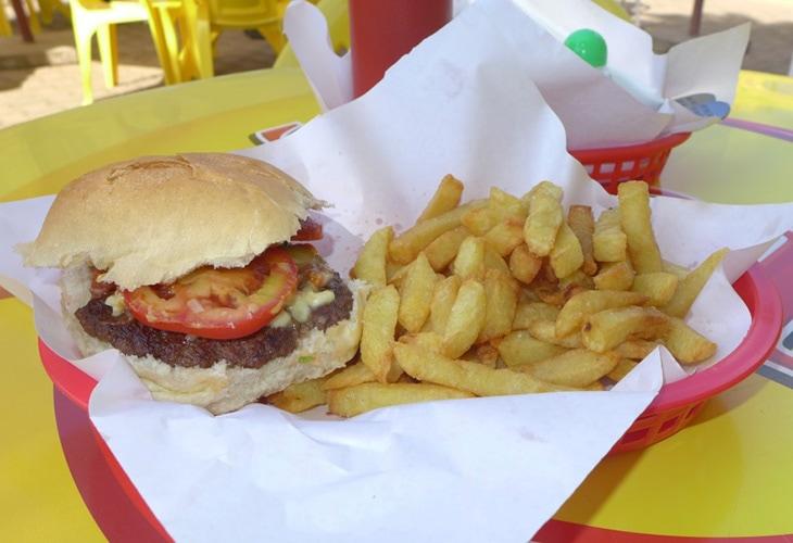 Mr. Chips, Best Burger in Kigali