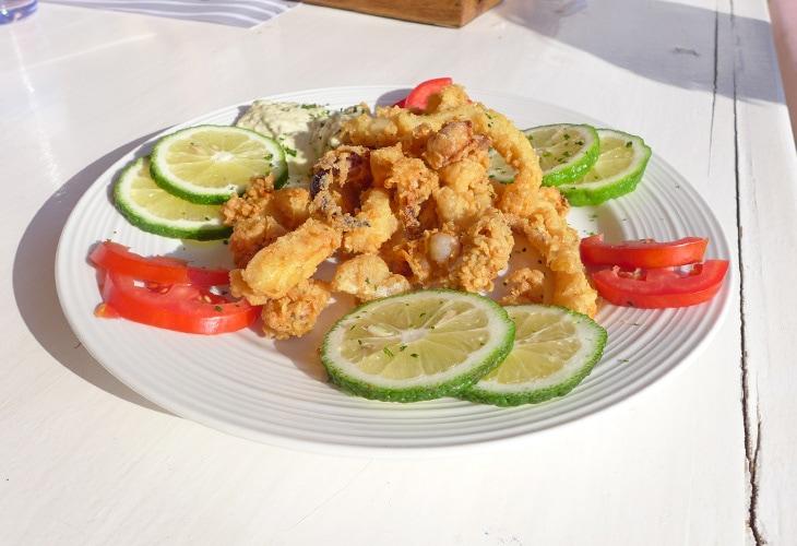 Calamari, Pili Pili, Kigali