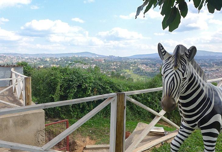 View, Pili Pili, Kigali