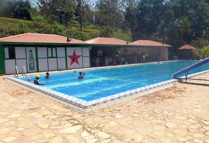 Cercle Sportif, Swimming Pools in Kigali