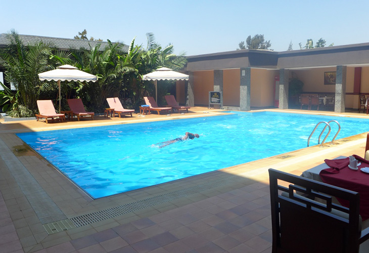 Grand Legacy Hotel, Swimming Pools in Kigali