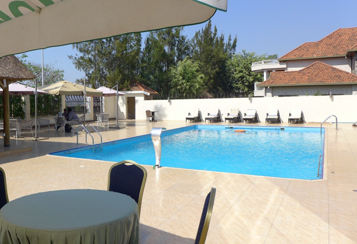 Great Seasons Hotel, Swimming Pools in Kigali
