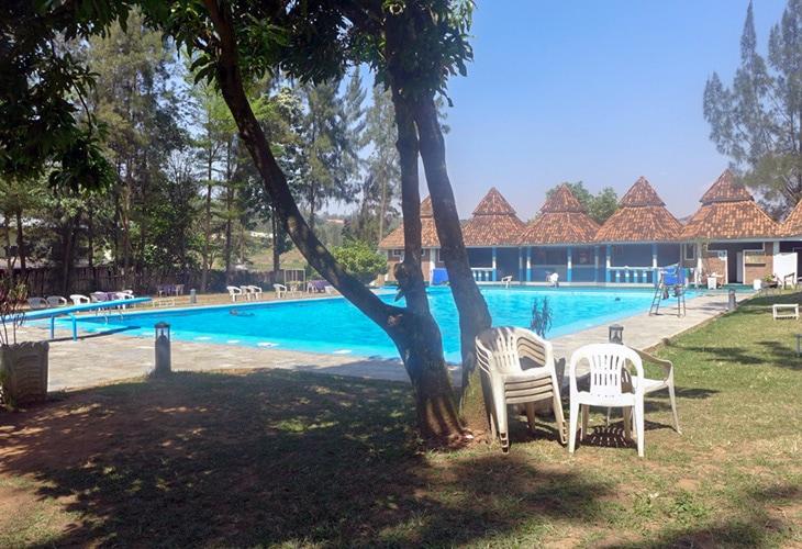 La Palisse, Swimming Pools in Kigali