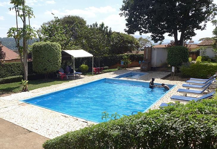 Mamba Club, Swimming Pools in Kigali