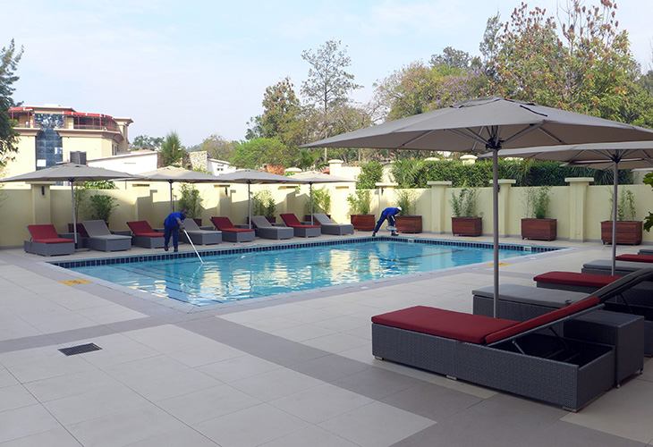 Park Inn by Radisson, Swimming Pools in Kigali