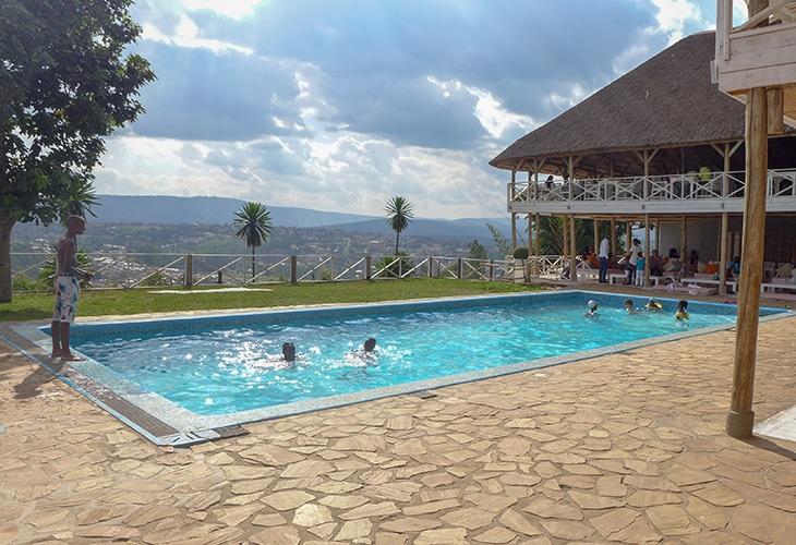 Pili Pili, Swimming Pools in Kigali
