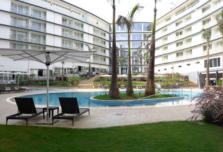 Radisson Blu, Swimming Pools in Kigali