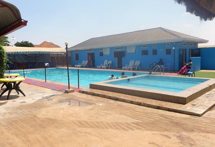 Sanitas, Swimming Pools in Kigali