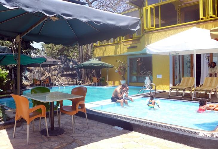 Stipp Hotel, Swimming Pools in Kigali