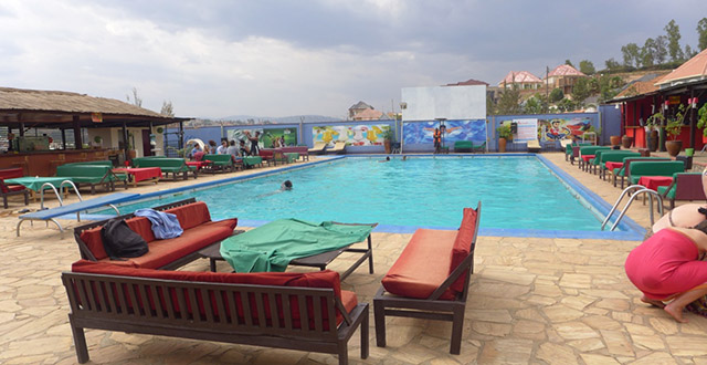 Swimming Pools in Kigali, Sky Beirut