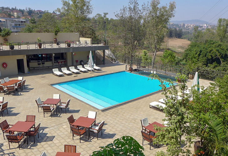 Hotel Villa Portofino, Swimming Pools in Kigali