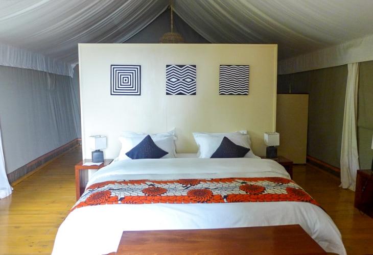 Room, Ruzizi Tented Lodge, Akagera