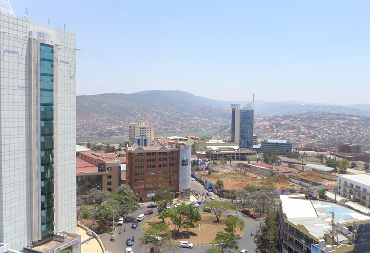 Ubumwe Grande, Kigali