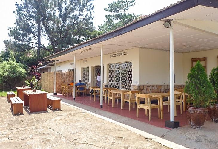 Baso Patissier, Kigali