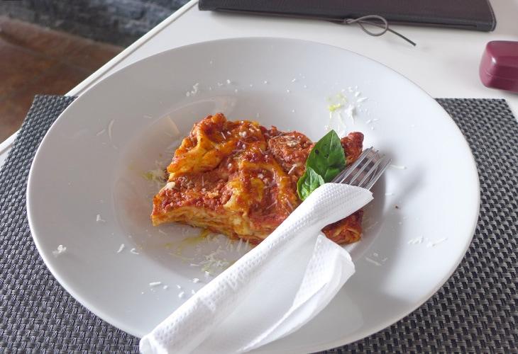 Lasagna, Delizia Italiana, Kigali