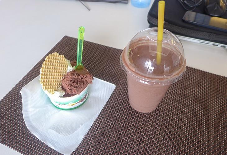 Ice Cream, Delizia Italiana, Kigali