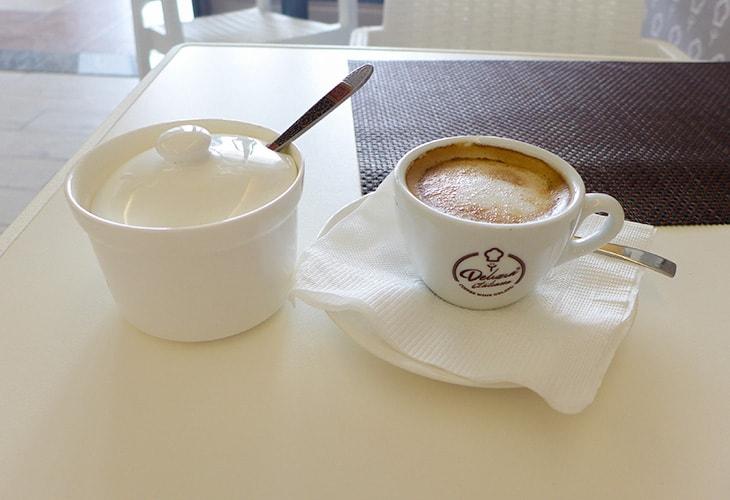 Coffee, Delizia Italiana, Kigali