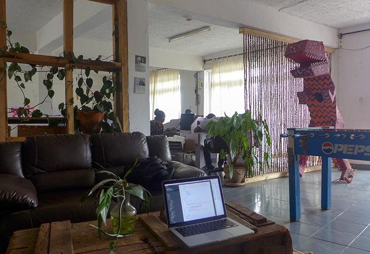 Impact Hub, Working in Kigali