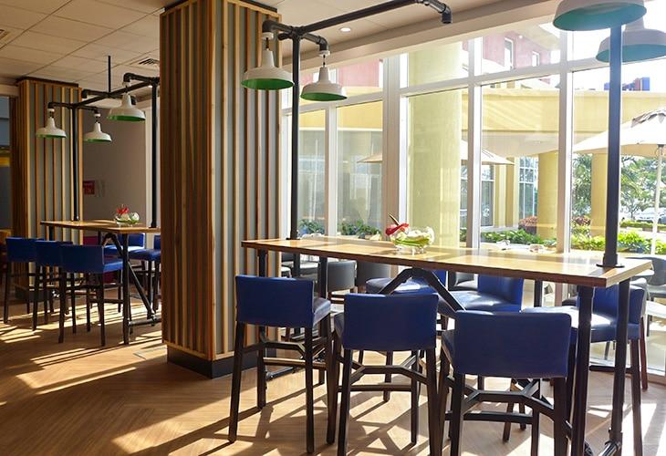 Restaurant, Park Inn by Radisson, Kigali