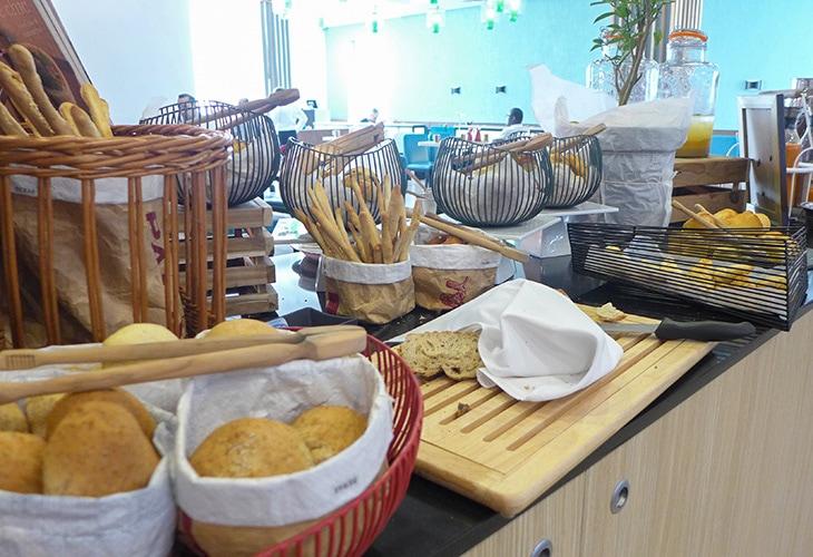 Breakfast Buffet, Park Inn by Radisson, Kigali