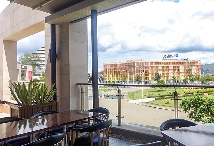 Rider's Lounge, Kigali