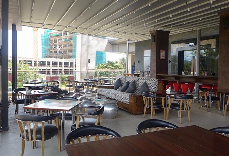 Riders Lounge, Kigali